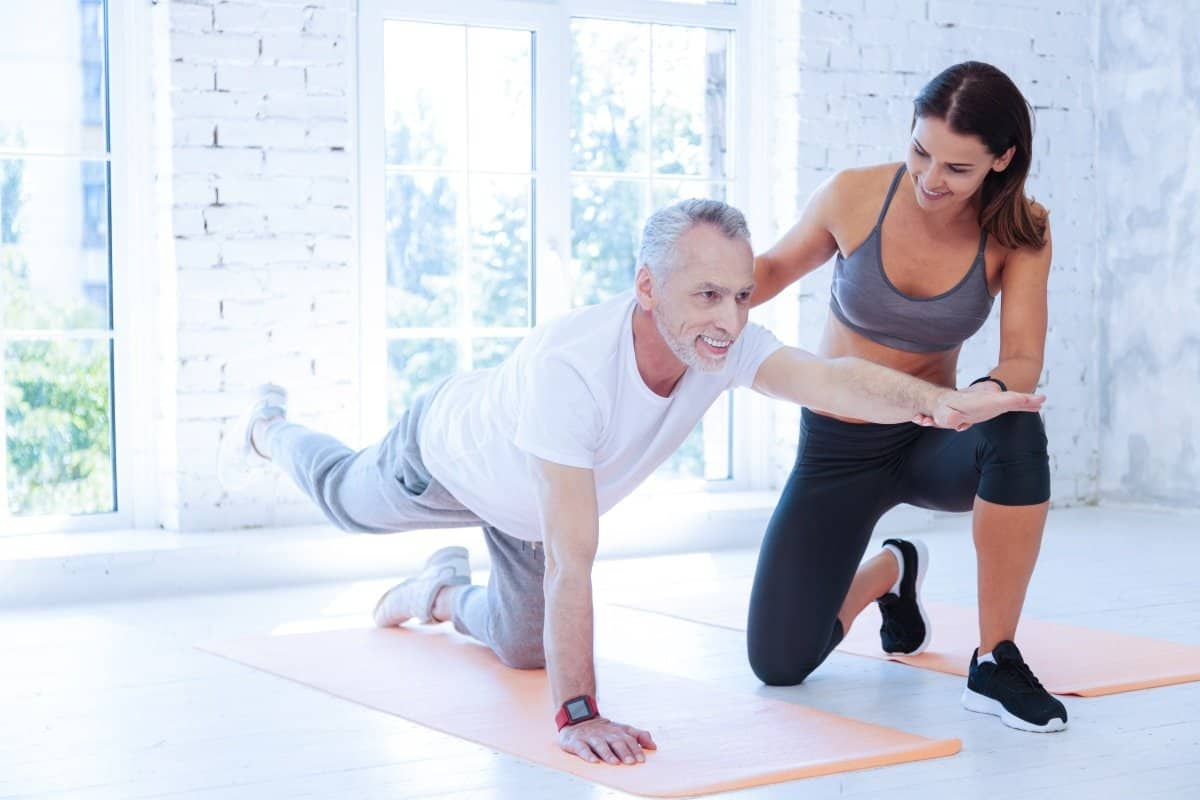 exercise slows down aging