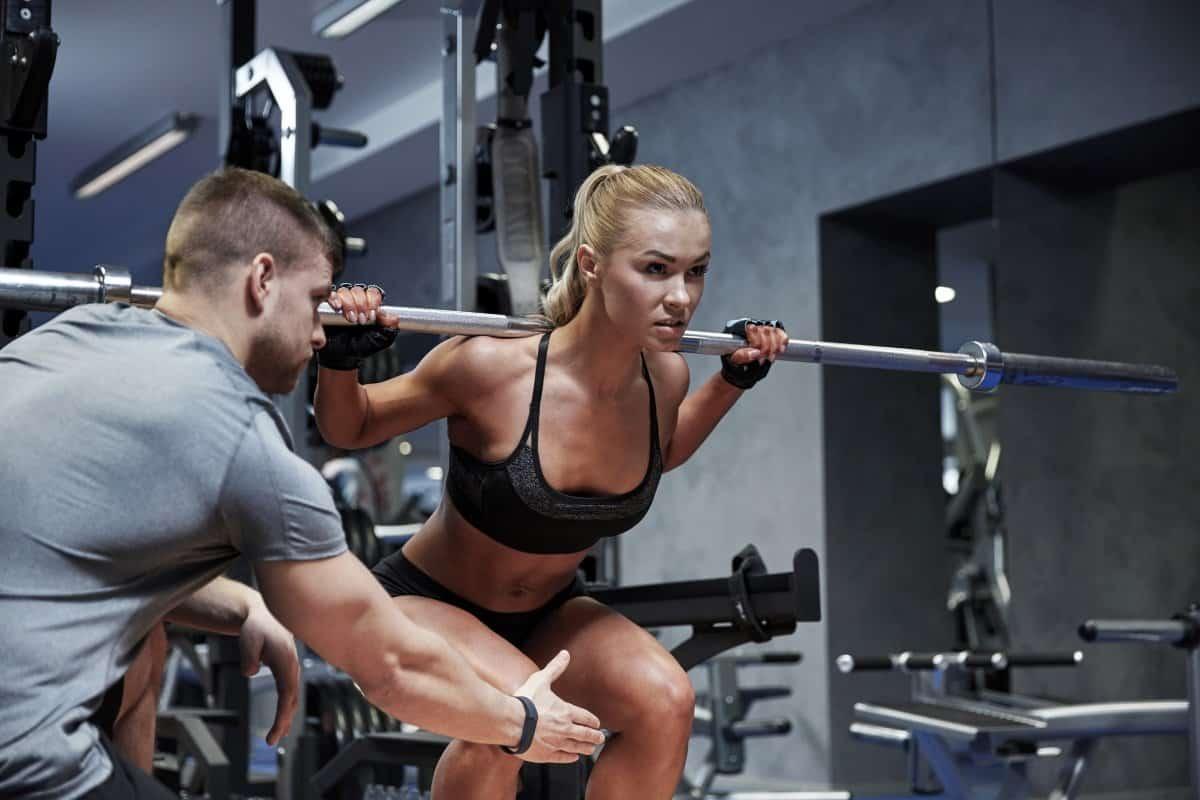 how deep should you squat
