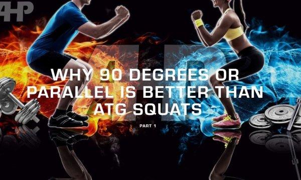 parallel squats