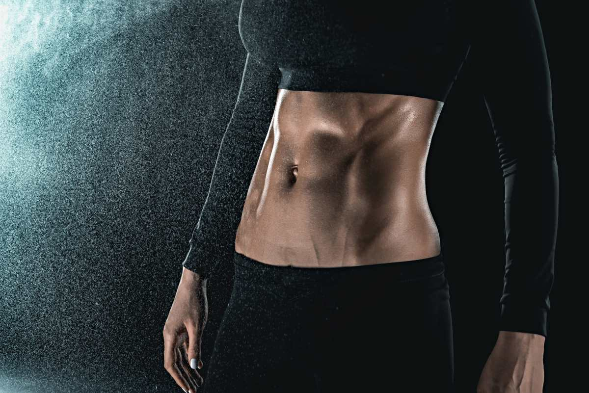 spot reduction for abs fat belly fat