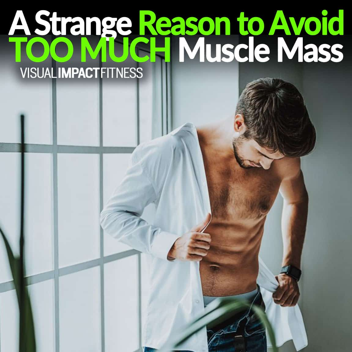 A Strange Reason to Avoid TOO MUCH Muscle Mass