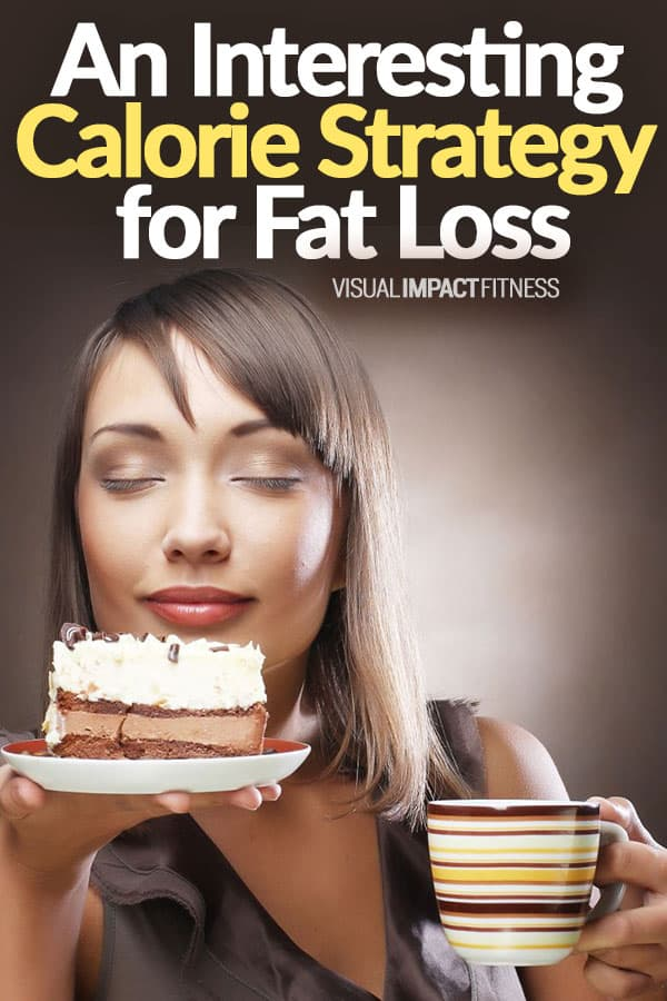 An Interesting Calorie Strategy for Fat Loss