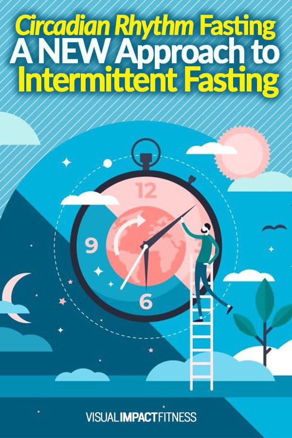 Circadian Rhythm Fasting - A NEW Approach to Intermittent Fasting