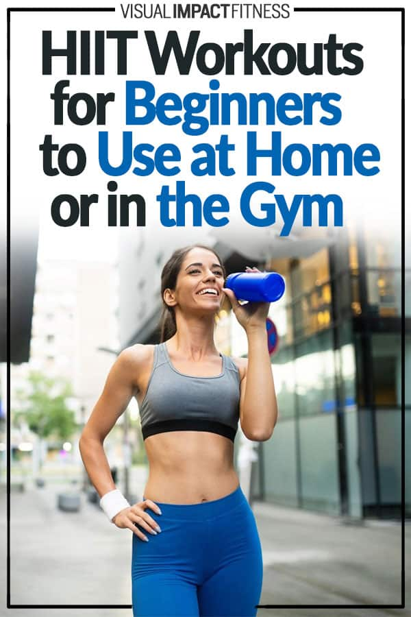 HIIT Workouts for Beginners to Use at Home or in the Gym