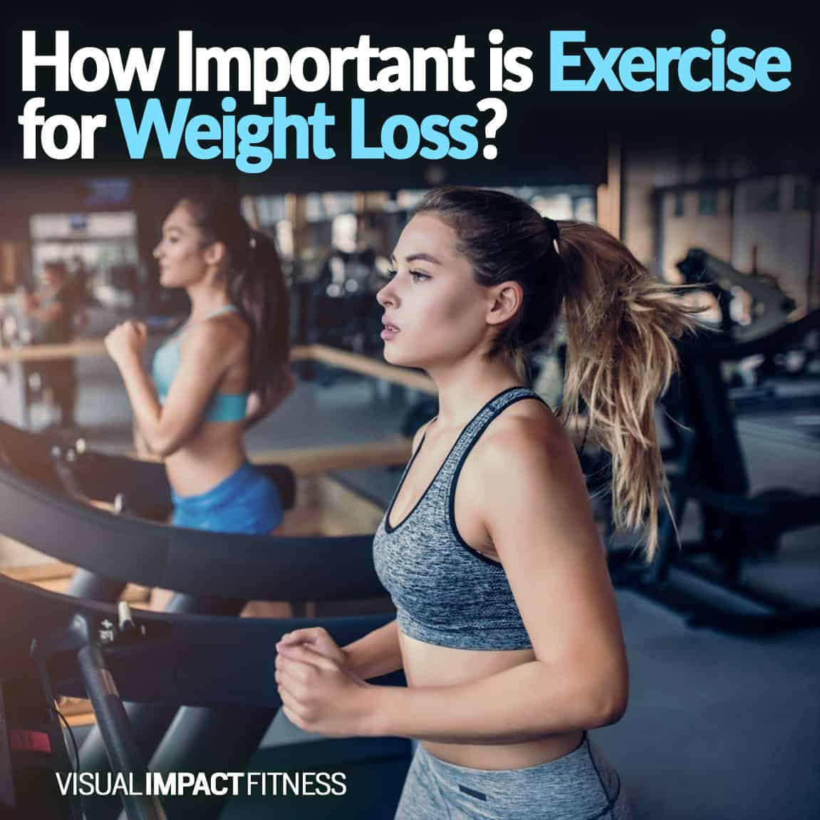 How Important is Exercise for Weight Loss?