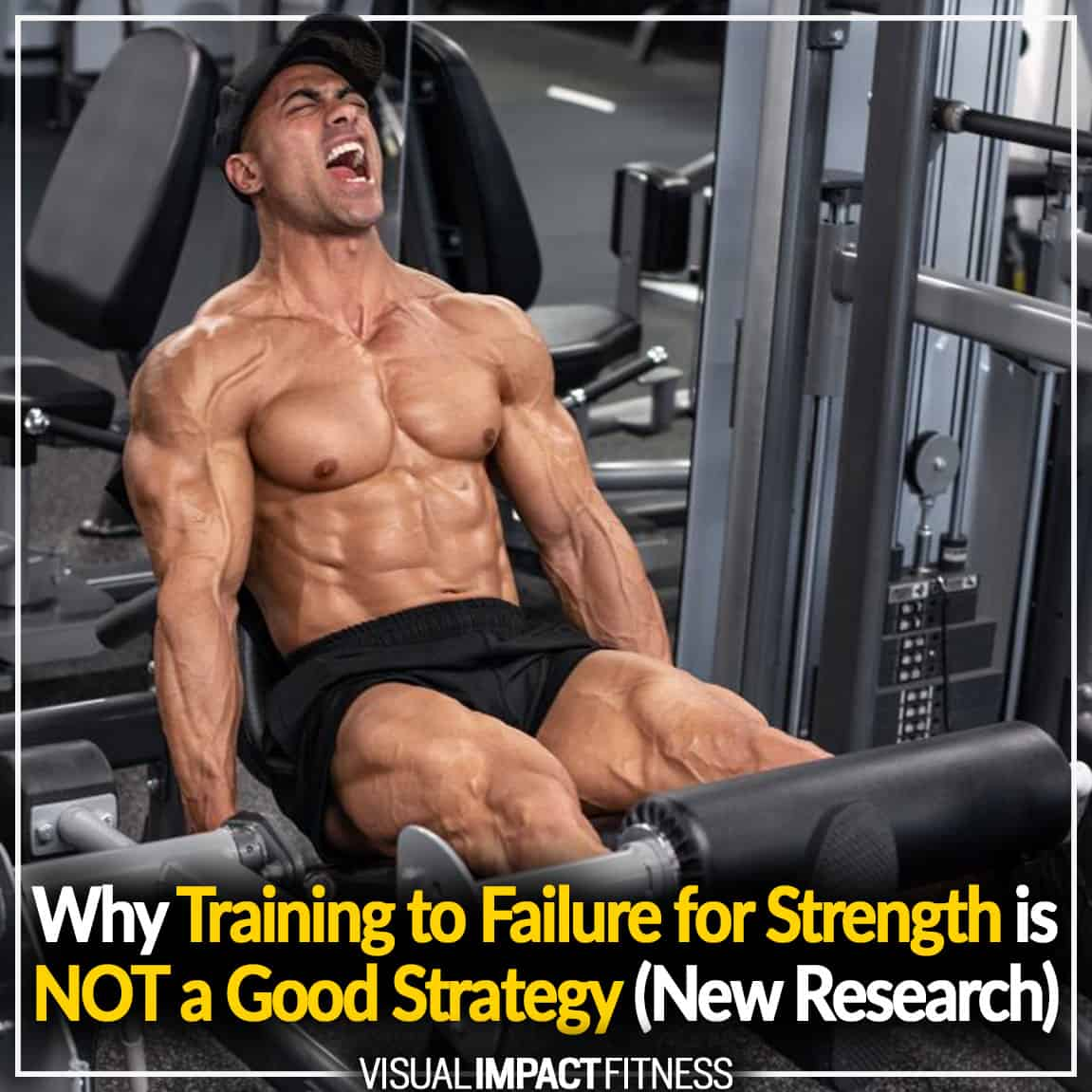 Training to Failure for Strength is NOT a Good Strategy (New Research)