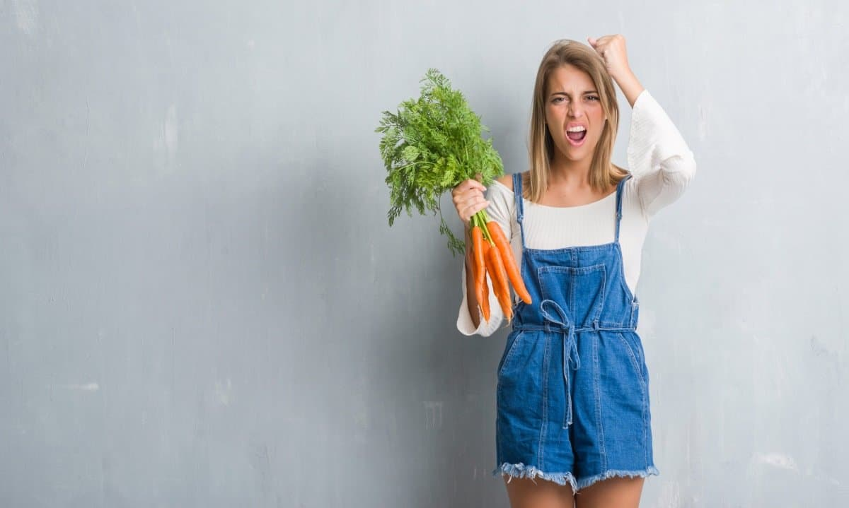 carrots good for weight loss
