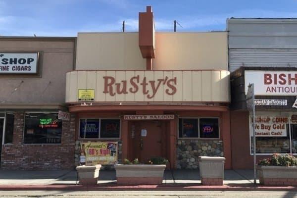 rusty moore saloon