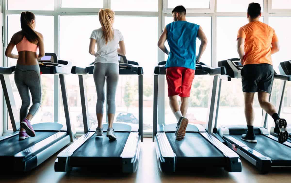 daily cardio on treadmill