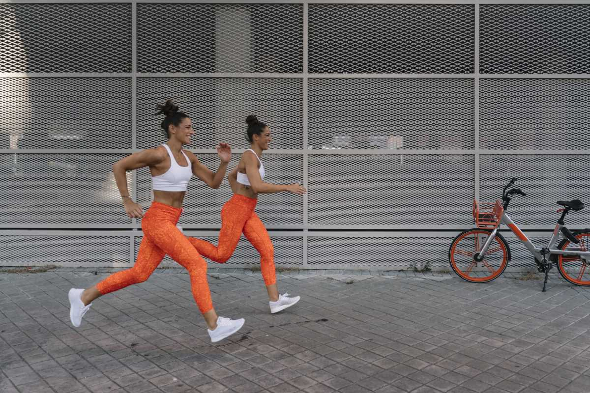 exercise and aging identical twin study