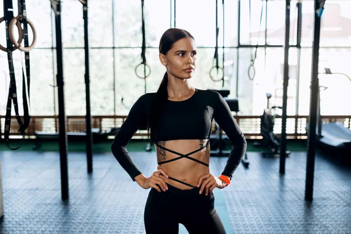 exercise melts visceral fat