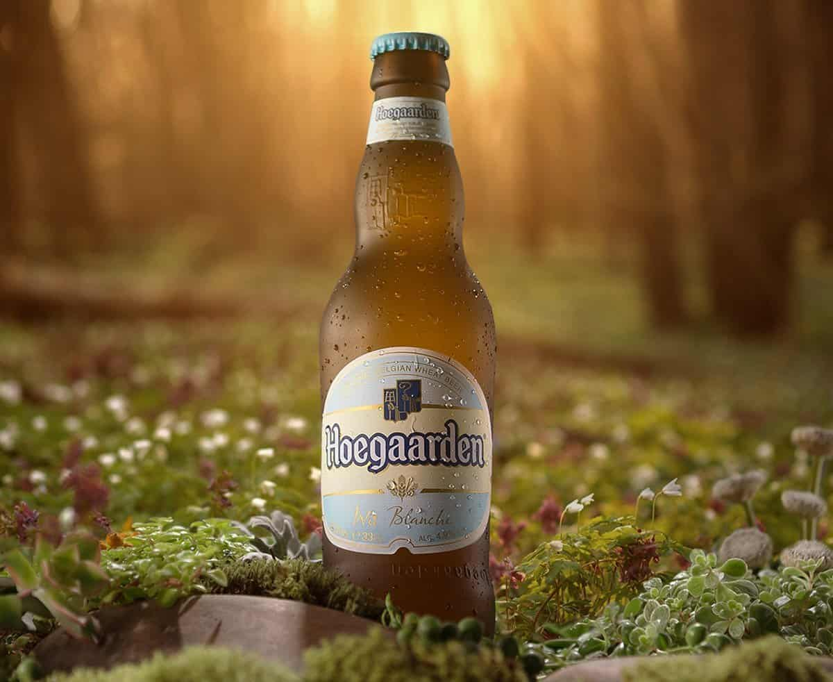 hoegaarden beer is good for you
