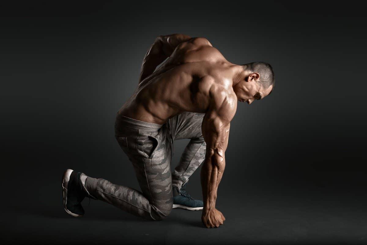 Hollywood body transformations