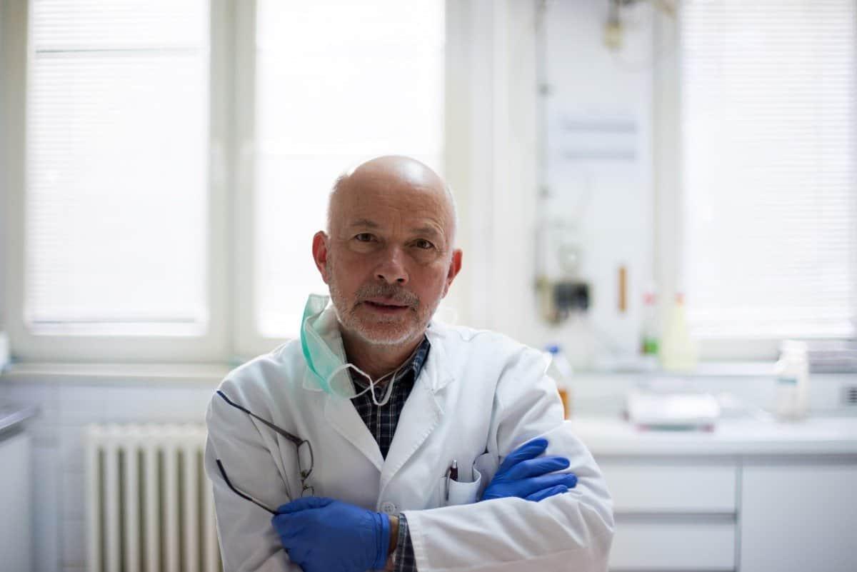 medicinal chemist