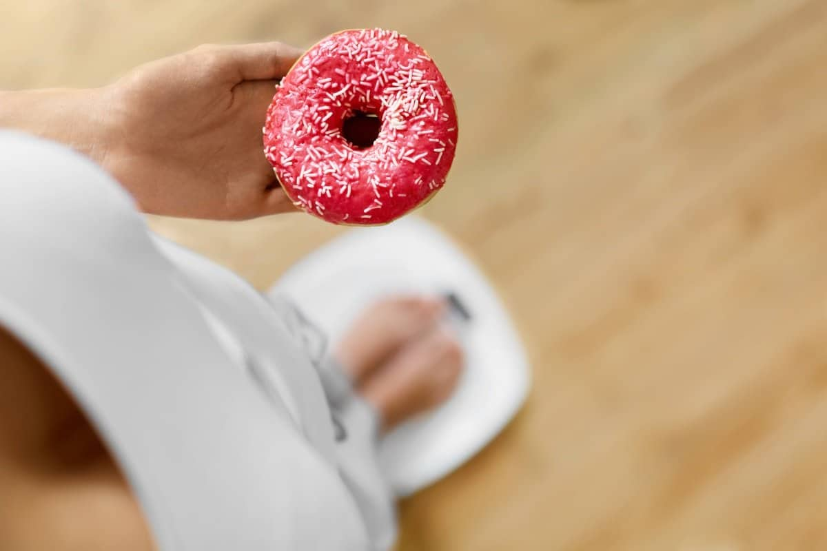 quitting your diet