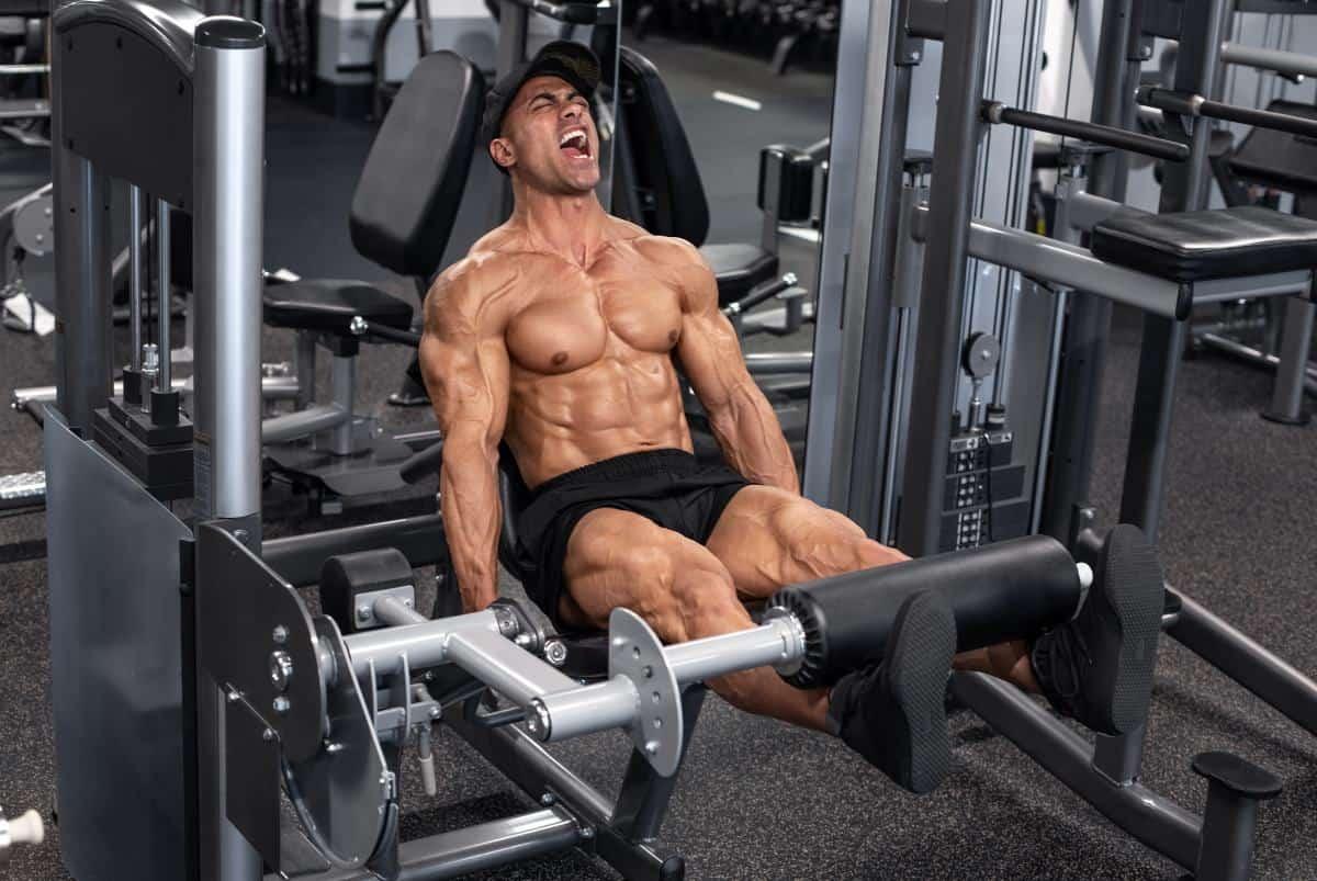 train to failure causes muscle soreness
