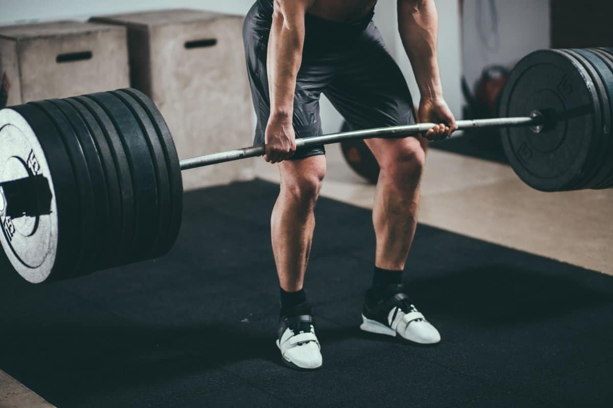 training to failure for strength gains