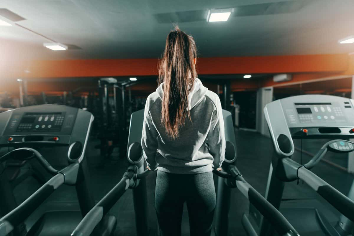 treadmill workout to improve cardio health