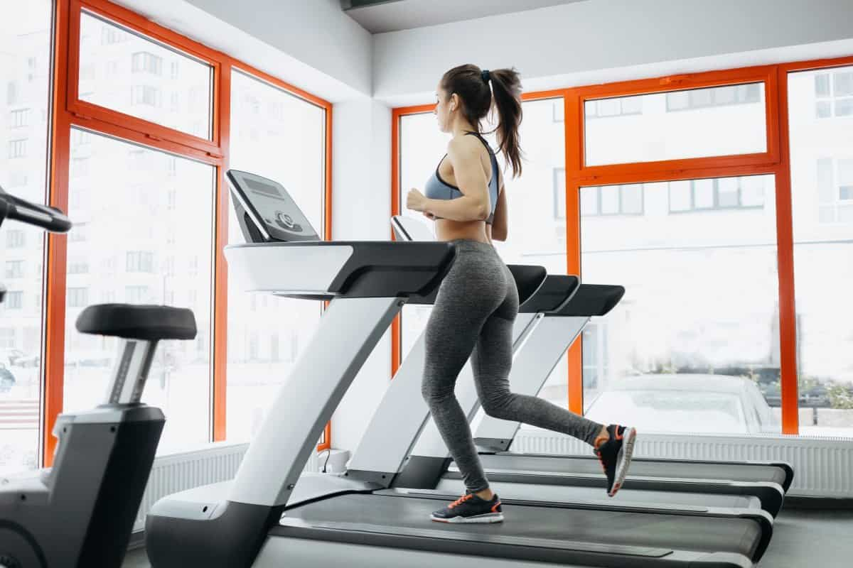 treadmill workout to lose weight