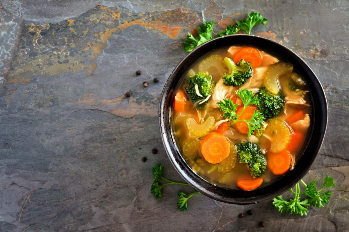 vegetable soup for weight loss