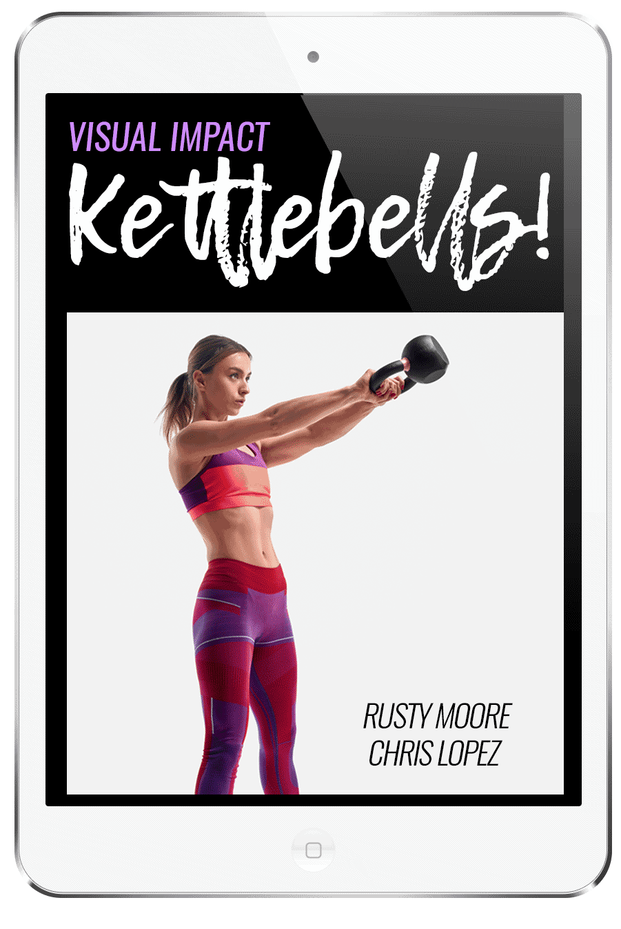 Visual Impact Kettlebells (Home Workout Program)